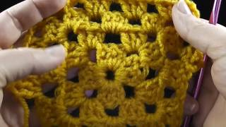 The Basic GRANNY SQUARE For Beginners, By Bonnie Barker