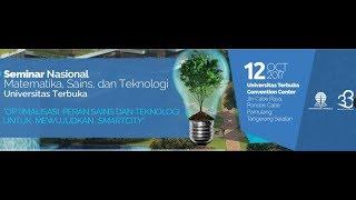 Seminar Nasional Matematika, Sains dan Teknologi Universitas Terbuka - IORA 2017