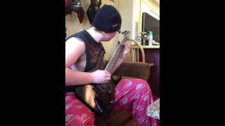 Chelsea Grin, calling in silence cover by anthony clark.