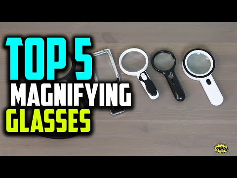 Top 5 Best Magnifying Glasses in 2020 - Best by Budget and Brands