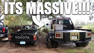 MOST BAD*** FIRST GEN 12 VALVE CUMMINS IN THE COUNTRY!! + SICK POWDER COATING!!
