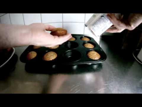 Muffins aus der Form holen, Supereinfach!!!!