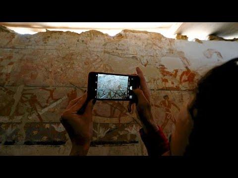 Αίγυπτος: Ανακαλύφθηκε τάφος 4.300 ετών