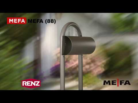 MEFA Zeitungsrolle (88) / Renz Zeitungsrolle