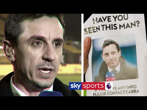 [Sky Sports Football] Have you seen this man? #WheresGary