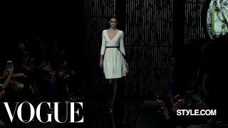 Diane Von Furstenberg Fall 2015 Ready-to-Wear - Fashion Show - Style.com