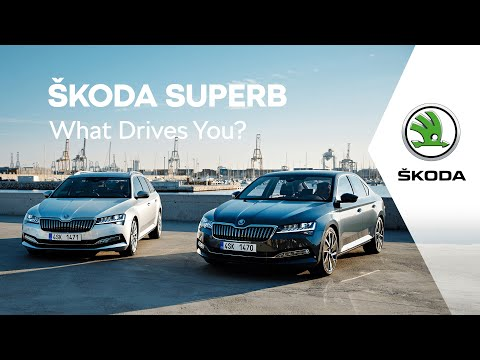 ŠKODA SUPERB: WHAT DRIVES YOU?