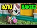 MİNİŞLER KÖTÜ BAKICI Minişler Cupcake Tv Littlest Pet Shop Türkçe Miniş Videoları LPS Miniş