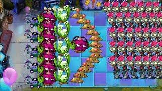 Plants vs Zombies 2 - Starfruit, Phat beet, Celery Stalker and Potato Mine