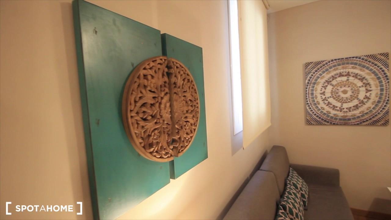 Very stylish 2-bedroom apartment for rent in Eixample Dreta