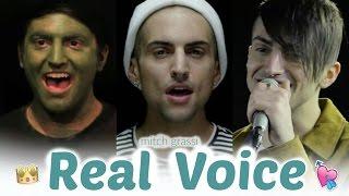 "Mitch Grassi ""Real Voice"" (Live)"