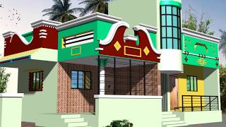 How to Design Block and Parapet wall in Auotcad part 2