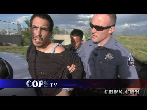 The Road Less Traveled, FTO Travis Wilson, COPS TV SHOW