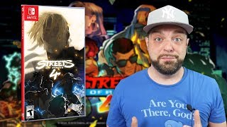 Streets of Rage 4 for Switch REVIEW - Cash Grab or MUST BUY?