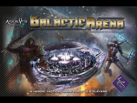 Galactic Arena - Review by Undead Viking