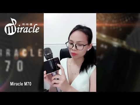 MICRO BLUETOOTH MIRACLE - CHỨC NĂNG MR M70 demo1 3