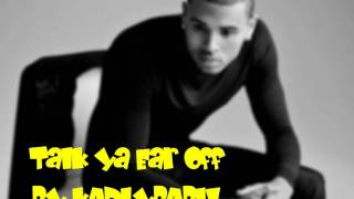 Chris Brown - Talk Ya Ear Off (Lyrics)
