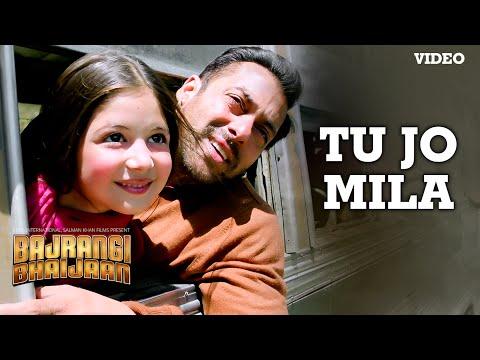 'Tu Jo Mila' VIDEO Song - K.K. | Salman Khan, Nawazuddin, Harshaali | Bajrangi Bhaijaan