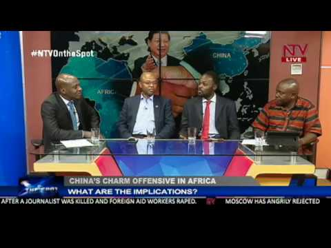ON THE SPOT: The implications of China's charm offensive in Africa