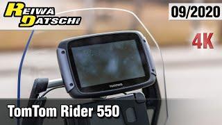 Motorrad Navi - TomTom Rider 550 #09/2020