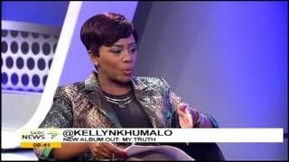 Kelly Khumalo on her new release