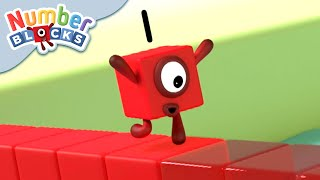 Numberblocks - Finish the Sequence?   Learn to Count