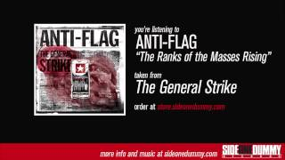 Anti-Flag - The Ranks of the Masses Rising