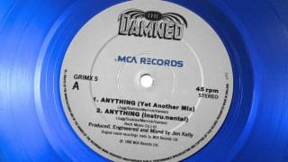 THE DAMNED - Anything (Yet Another Mix)