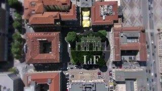 Eleganza, Luce e Equilibrio - Il Centro di Bergamo (Dall'Antica Fiera alle prestigiose residenze)