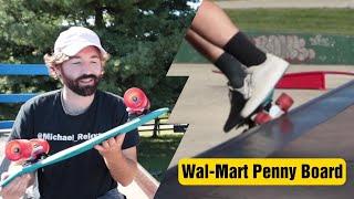 Wal-Mart Penny Board (kryptonics Skateboard)