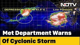 Cyclonic Storm Likely In 48 Hours, To Reach Maharashtra, Gujarat On June 3 - Download this Video in MP3, M4A, WEBM, MP4, 3GP