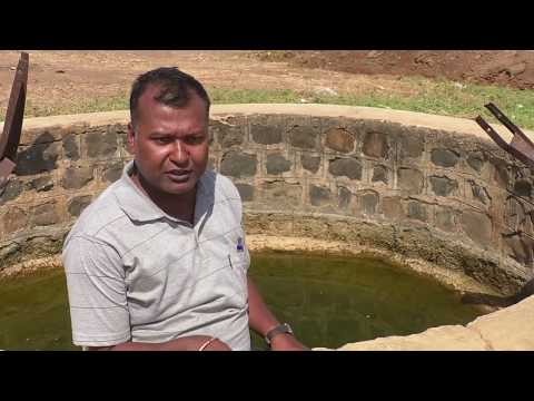 A Village Uses the Magic of Soak Pits (Marathi)