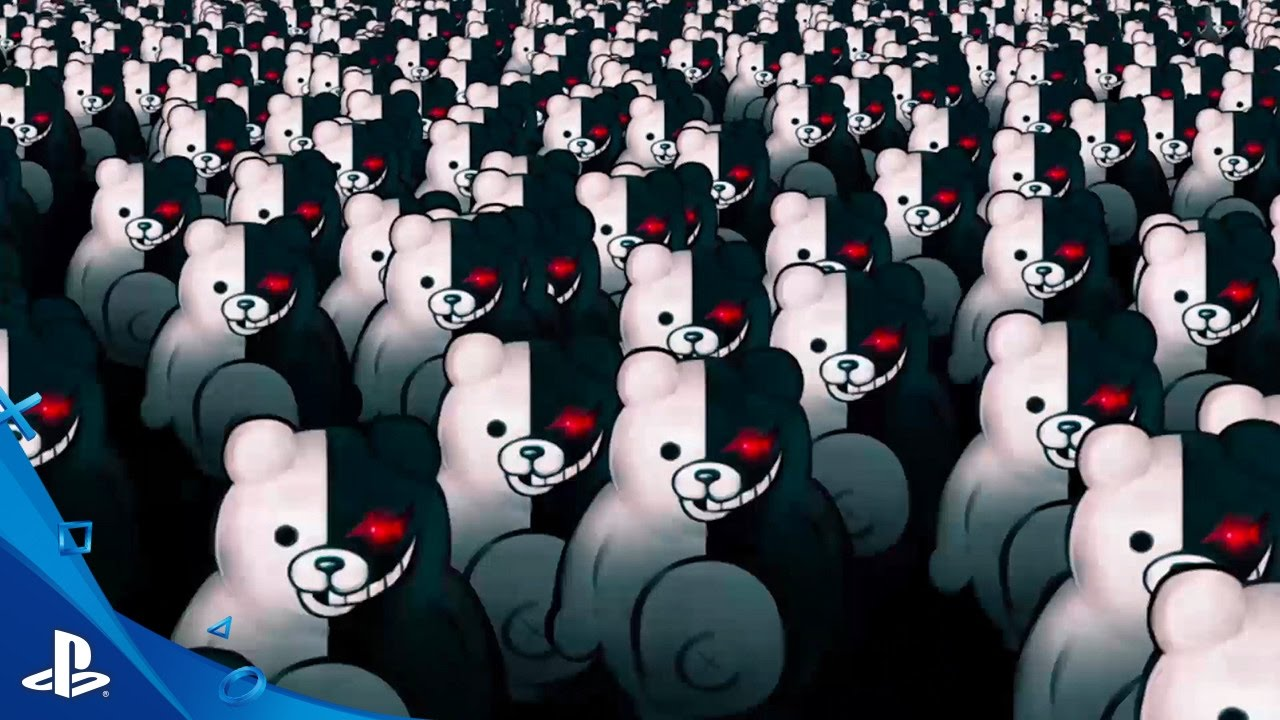 Danganronpa 1&2 Reload Revealed for PS4