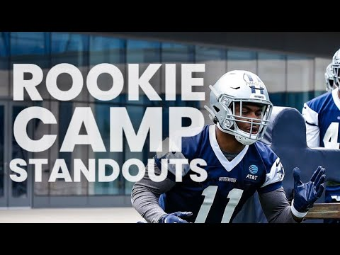 Dallas Cowboys Rookie Mini Camp Recap