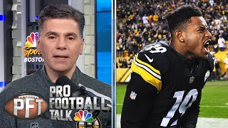 PFT Overtime: Packers' Rodgers-Adams connection, JuJu's leadership | Pro Football Talk | NBC Sports