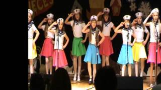 VII Festiwal Piosenki Dziecięcej Kosakowo 2014 - Marynarz Tata