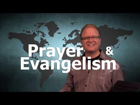 Prayer & Evangelism - Ministry Training Institute - YouTube
