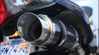 2007 VFR800 Delkevic Exhaust