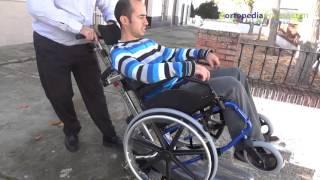 Oruga Sube Escaleras para sillas de Ruedas Ortopediaencasa.com