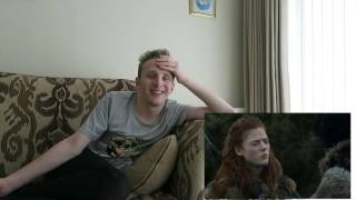 """Game of Thrones 3x07 """"The Bear and the Maiden Fair"""" Reaction"""