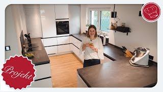 Küchenrundgang - Schubladen von innen, Material, welche E-Geräte   elegant-kochen.de