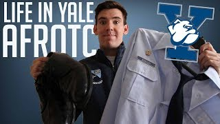 My Life in Yale Air Force ROTC