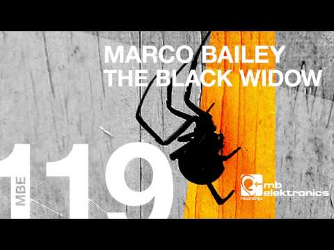 Marco Bailey - The Black Widow (666 Mix) [MB Elektronics]