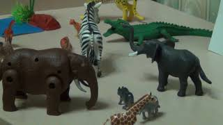 Дикие животные Африки