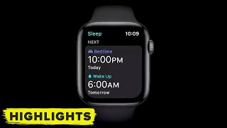Sleep for Apple Watch: Here's the full reveal