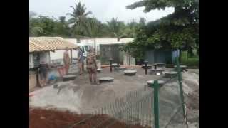 preview picture of video 'Micro station Delphin Combi XL6 500 EH pour le Groupement du Service Militaire Adapté à Mayotte'