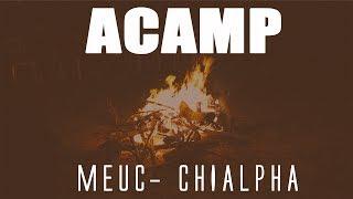 Acampamento Espiritual- MEUC/CHIALPHA