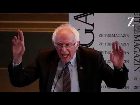 Bernie Sanders Buchvorstellung & Talk [ZEITmagazin]
