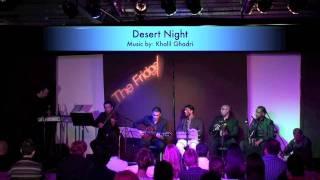 مازيكا Desert Night - Khalil Ghadri Fusion Band ليل الصحراء موسيقى خليل غادري تحميل MP3