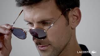 Lacoste Eyewears Novak Djokovic Collection